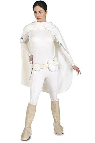 a Deluxe Damenkostüm aus Star Wars, Größe:L (Deluxe Padme Amidala Kostüme)