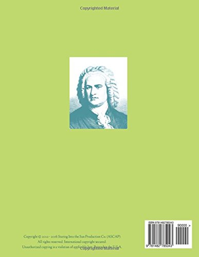 Johann Sebastian Bach: 15 Two-Part Inventions for Solo Guitar