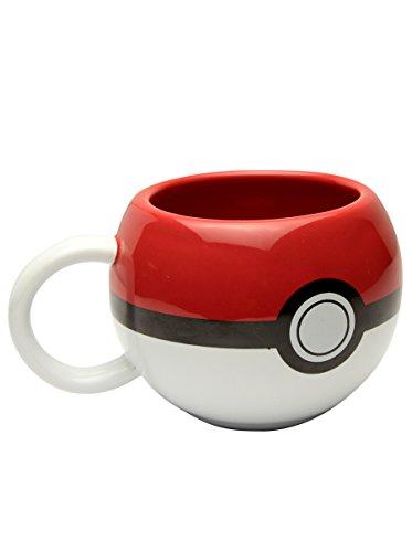 Mug 3D Pokemon - Pokeball - GB Eye