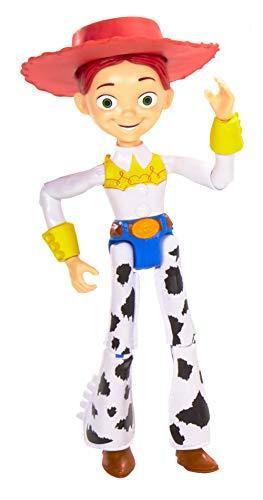 Mattel GGX36 - Toy Story 4 Jessie, 17 cm Spielzeug Action Figur ab 3 Jahren (Puppe Jessie)