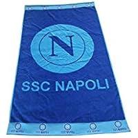 Drap de plage éponge SSC Napoli 90 x 170 ... 3ee6ea4e953d7