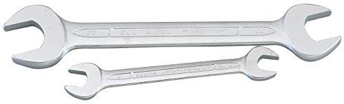 Draper 16922 27 mm X 30 mm-Métrique Elora Long Double clé ouverte avec Guide de sécurité.