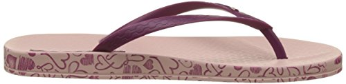 Ipanema - Anatomica Soft Fem, Infradito Donna Rose (Pink/Bordeaux)