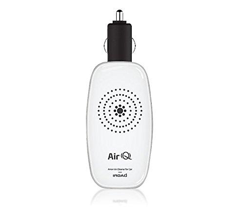 Beste Natürliche Deodorant (i-road air-q Auto-Luftreiniger, Air-Reiniger, Ionic Luftreiniger, Auto-Lufterfrischer und Bestellung Eliminator Entferner Zigaretten Rauch, Geruch und schlechten Gerüche, entfernen Schadstoffen New)