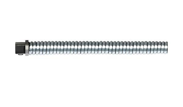 von E/&R Rohrreinigungsspirale /Ø 10mm f/ür KaRo/® Handmatic Vierkant
