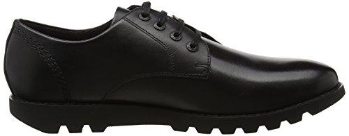 Kickers Herren Kibson Derbys Schwarz (Black)