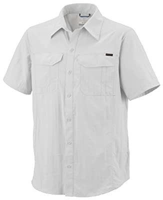 Columbia Herren Hemd Silver Ridge Short Sleeve Shirt von Columbia auf Outdoor Shop