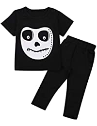 Amazon.es: disfraz halloween niños - Negro / Niña: Ropa