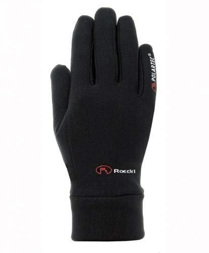 Roeckl Erwachsene Pino Handschuhe, Schwarz, 6.5 -