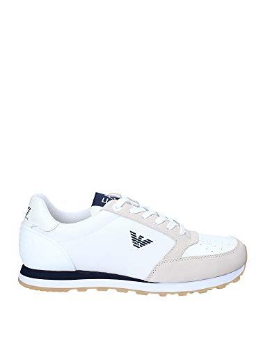 Ea7 emporio armani X8X028 XK051 Zapatos Hombre Blanco 42