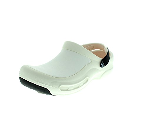 crocs Unisex-Erwachsene Bistro Pro Clog Weiß (White 100)