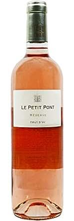 Le Petit Pont, Réserve, Rosé, Vin de Pays d'Oc, 2014 - vin rosé