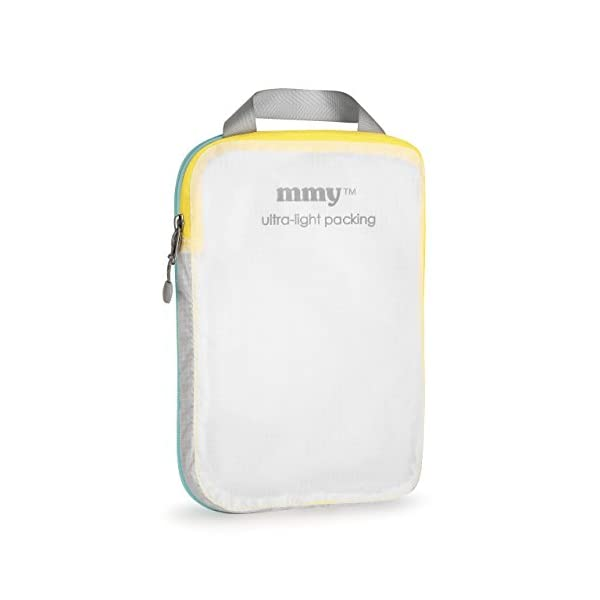 mmyTM Ultra-Light Travel Ripstop Silnylon Compression Packing Cube