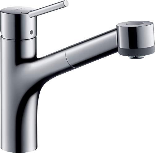 cromo Hansgrohe 32620000 Talis S grifo de ducha visto