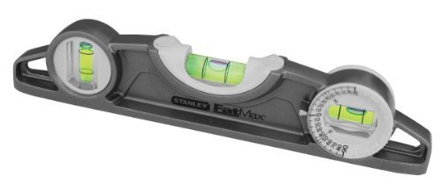 Stanley 043609 250mm FatMax Torpedo Level by Stanley