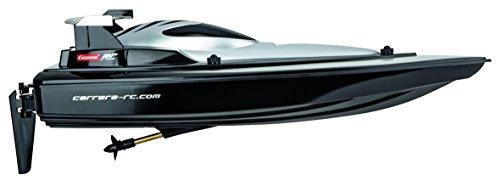 Carrera RC 370301012 – Bateau Radiocommandé – Race Boat – Noir