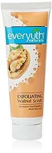 Everyuth Exfoliating Walnut Scrub, 100gm