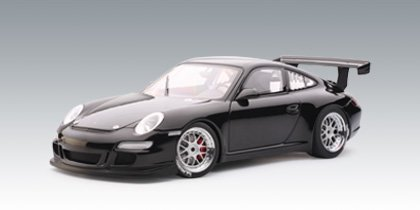 Autoart Porsche 997 GT3 Cup Noir 1/18