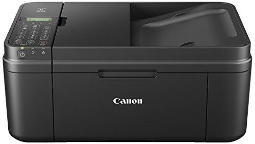 Canon Pixma MX495 Farbtintenstrahl-Multifunktionsgerät (Scanner, Kopierer, Drucker, Fax, WiFi, 4800 x 1200 dpi) - Flachbett-scanner-drucker