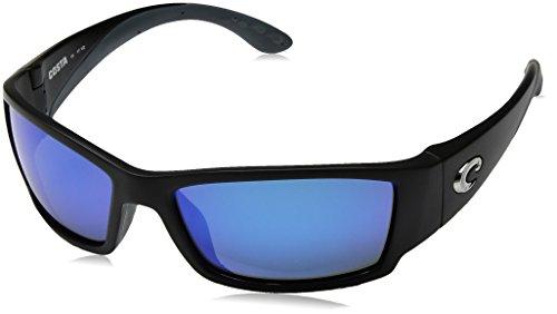 Corbina blau, Spiegel-Glas-W580 Schwarz