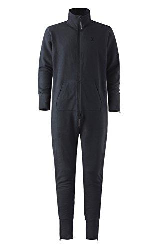 Onepiece Unisex Jumpsuit Out, Schwarz, 40 (Herstellergröße: L) - 5
