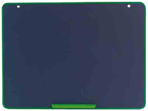 coloma-40888-wall-board-with-chalk-tray-green-black