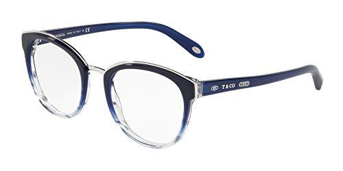 Brillen Tiffany 1837 TF 2162 BLUE HAVANA SHADED Damenbrillen