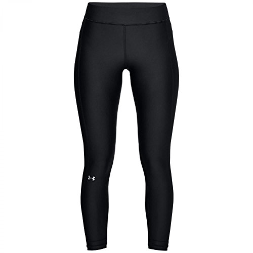 31bY2AWo15L. SS500  - Under Armour HG Armour Ankle Crop Yoga Pants, Three Quarter Leggings for Yoga & Workouts, Stretchy & Comfortable Workout Leggings
