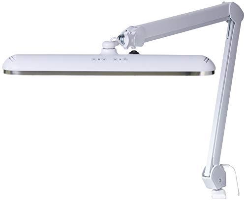 Northpoint Northpoint LED Profi Arbeitsleuchte Arbeitslampe mit Tischhalterung Farbtemperatur einstellbar Werkstattlampe Kosmetik Tischhalterung Dimmbar