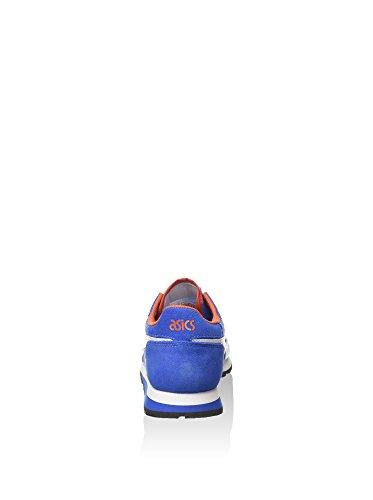 Asics Oc Runner HL517, Sneakers Basse Unisex - Adulto Blu (classic Blue/white 4201)