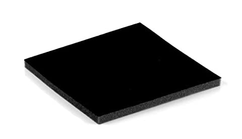 Case 10 velvet for cm 16 with foam - , Etuieinlage samtbezogen Pouch black insert x based velours staines Schmuckpad