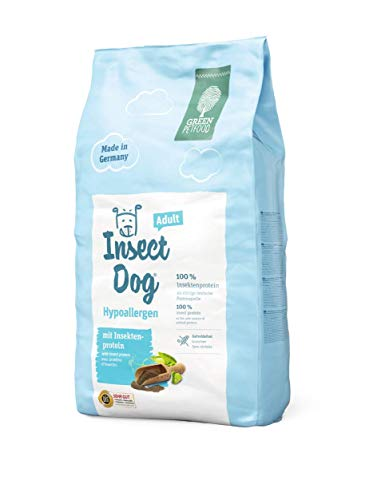 Green Petfood Insectdog Hypoallergen (10Kg)