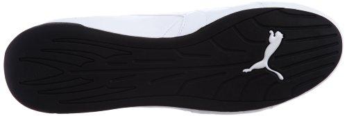 Puma - Sport, scarpe stringate lifestyle Unisex adulti Bianco