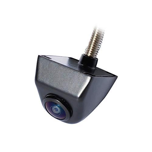 PARKVISION Rückfahrkamera, HD CMOS-Sensor Einparkkamera, Horizontal 172° Vertika 95° Super Weitwinkel, 0 Lux Nachtsicht Kamera(ohne Knopf)