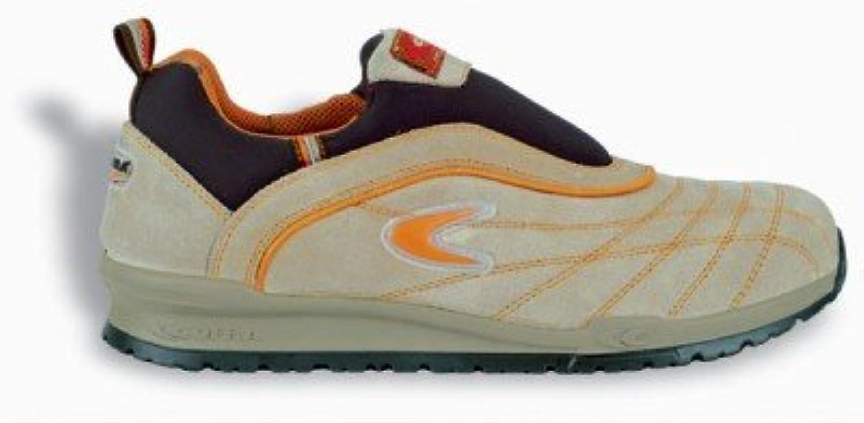 Cofra Zamora S1 P SRC – zapatos de seguridad talla 44 Beige