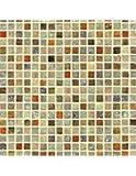 Papel de multicolor con patrón de mosaico, autoadhesivo, vinilo, papel pintado impermeable para baño, cocina, etc.