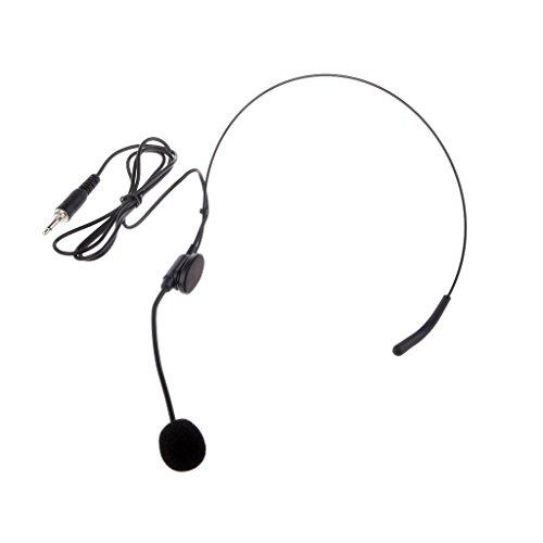 D DOLITY Micrófono Diadema, Calidad de Audio Excepcional para Presentación Aplicaciones Vocales