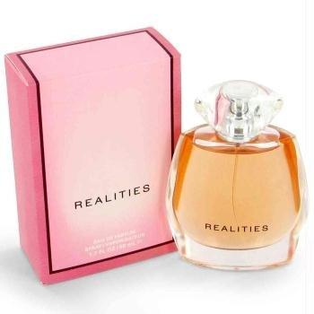 Realities (New) by Liz Claiborne Eau De Parfum Spray 100 ml (De Eau Claiborne)