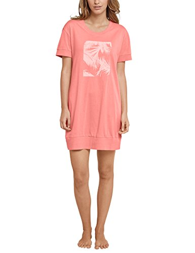 Schiesser, Camicie da Notte Donna rot (grapefruit 526)
