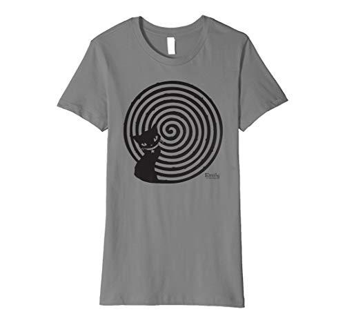 Emily The Strange Hypno Kitty T-Shirt
