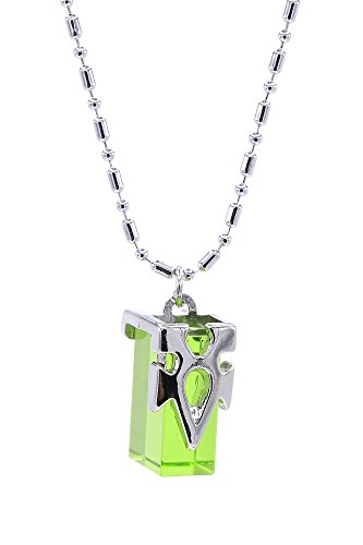 De-Cos Sword Art Online Cosplay Accessory Antidote Crystal Pendant Necklace (Kostüm Yuuki Asuna Cosplay)