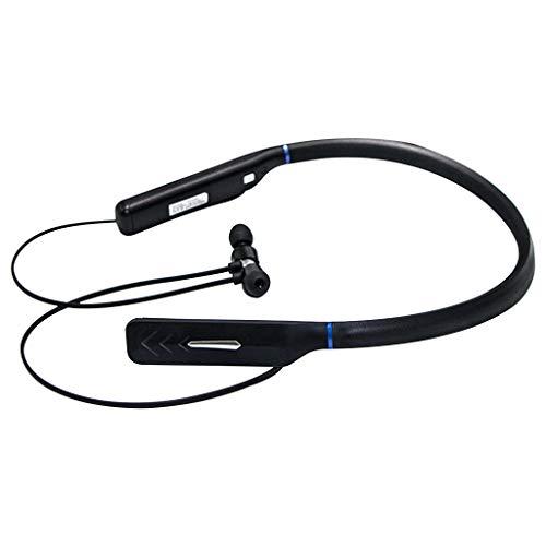 kashyk Bluetooth Neckband Kopfhörer, 11H Stunden Spielzeit,Erstklassiger Sound Erstklassiger Sound Sport Kabellose Bluetooth Kopfhörer Bluetooth-Headset für Sport Laufen - Sound Id Bluetooth