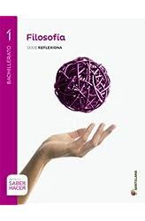 Descargar gratis FILOSOFIA SERIE REFLEXIONA 1 BTO SABER HACER - 9788468017174 en .epub, .pdf o .mobi