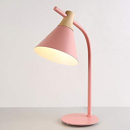 Lámparas Mesa Que Cuidan Los Ojos Interfaz E27 Creativo Lampara ...