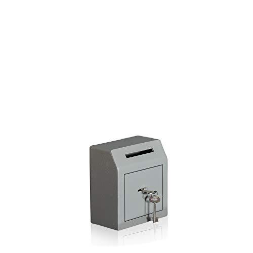 Cassetta per offerte | raccolta offerte | Cassetta per offerte per chiese | classe di sicurezza A | serratura a chiave