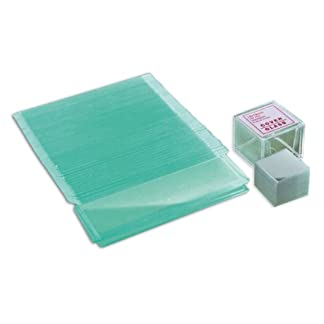 Bresser microscope accessories slides (50pcs.) and cover glasses (100pcs)