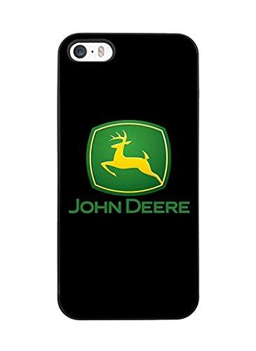 John Deere Handy Schutzhülle Car Brand Logo, John Deere Logo Hülle für Apple Iphone 5s/SE/5 Case, John Deere Ultra-dünne Silikon TPU Gel Schutz Hülle