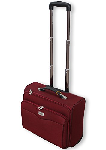 VALIGIA TROLLEY BAGAGLIO A MANO Pilota Business RYANAIR EASY JET LOW COST (BORDO)