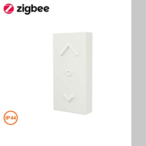 Osram Dimmer (OSRAM Smart+ Mini Switch Weiß, ZigBee Lichtschalter, Dimmer und Fernbedienung für LED Lampen, Erweiterung für Ihr Smart Home)