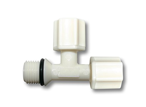 Naturewater Jaco T-Fitting Schlauch 1/4Zoll - 6,35mm AG Wasser Ultrafiltration Mikrofilter -